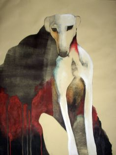 #Greyhound #art