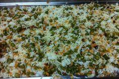 Receita de Arroz à grega saboroso em receitas de arroz, veja essa e outras receitas aqui!