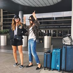 aimee_song_dani_song_airport_style