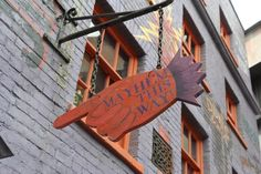 And this very fitting sign. | 19 Magical Finds At The Weasleys' Joke Shop In Universal's Diagon Alley