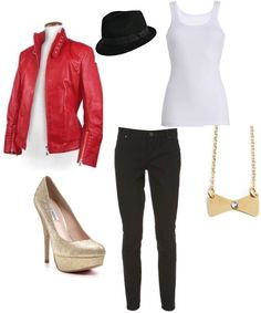 Michael Jackson inspired outfit