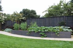 Remodelista Daily Digest from 03/29/2014 - fence and gardens running parallel