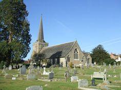 Holy Trinity Church, Cuckfield (22 Oct 2011)