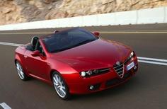 2009 Alfa Romeo Spider 480