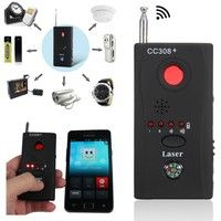 Wish | Anti Detector Hidden Camera GSM Audio Bug Finder GPS Signal Lens RF Tracker