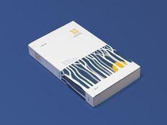 힐링캠핑 - 그래픽 디자인, 브랜딩/편집 Book Design Layout, Book Cover Design, Hotel Toiletries, Book Presentation, Book Jacket, Portfolio Layout, Illustrations And Posters, Design Reference, Brochure Design