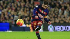 Messi tiene una oportunidad para recortarle distancias al portugués