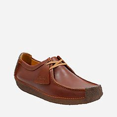 brand new 99337 0d37d Natalie Chestnut Leather - Clarks Original Shoes for Men - Clarks® Shoes  Mocasines, Zapatos