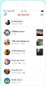 App per Condividere Foto e Video sui Social   Shorts per iOS