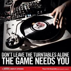 "- ""Don't Leave The Turntables Alone...culture-vinyl-fantasy/"