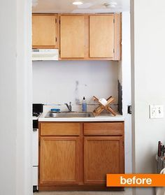 Before & After: 10 Wallet-Friendly Kitchen Renovations — Best of 2014