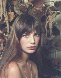 Jane Birkin via Jane Aldridge