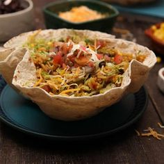 Southwestern Taco Salad Photos - Allrecipes.com