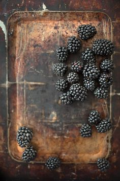 Blackberries | Three Little Halves