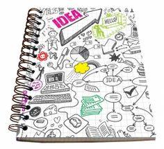 Spirálový blok - Idea č. A5, Notebook, The Notebook, Exercise Book, Notebooks