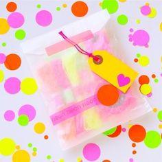 Fun With Neon - Crafty Grab Bag