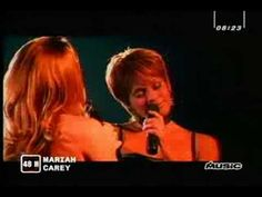 The best of Mariah Carey & Whitney Houstan  When u believe with lyrics