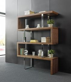 Angel Cerda, Apus, Contemporary Walnut Finish Bookcase - See more at: https://www.trendy-products.co.uk/product.php/9724/angel_cerda__apus__contemporary_walnut_finish_bookcase#sthash.m7mOoZrU.dpuf