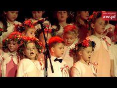 """Przegląd Piosenki Patrotycznej """"Serce w plecaku"""" wyk Przedszkole im św Jana Pawła II z Leszna - YouTube"""