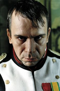 Monsieur N. is a 2003 British-French film directed by Antoine de Caunes. It tells the story of the last years of the life of Napoleon Bonaparte (played by Philippe Torreton) who was imprisoned by the British on St Helena. Napoleon retained a loyal entourage of officers who helped him plot his escape, and evaded the attentions of Sir Hudson Lowe (Richard E. Grant), the island's overzealous Governor.