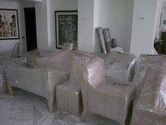 Packing Furniture by MovEx
