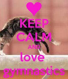 Gymnastics On Pinterest Gymnastics Keep Calm And Handstand