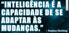 Quote de Stephen Hawking