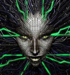 """Shodan (System Shock): """"We shouldn't let Shodan play God. It's clear that she's too good at it"""" Quite simply, she's arguably the most chilling, f**ked up, genuinely scary villain in gaming history. Her reveal in SS2 is truly memorable, up there with when you realise Keyser Soze was leading you along the whole time and you are just a puppet, doing her bidding."""