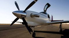 Lancair Evolution with the MVP-50T