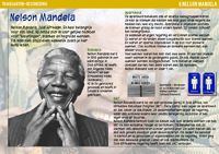 From general topics to more of what you would expect to find here, taakkaarten. Nelson Mandela, Ursula, Black History, Classroom, Social Media, Teaching, Kids, Class Room, Young Children