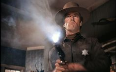Clint Eastwood, Hang Em High, a revisionist Western that closely followed on the heels of the dollars trilogy.