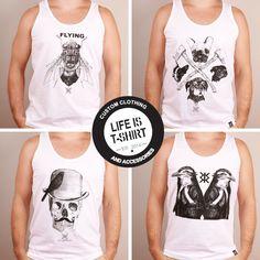 #tanktop #lifeisTshirt www.lifeisTshirt.hu