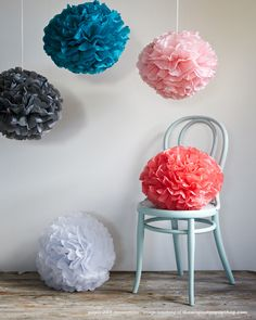 Reimagine your interior design process, from inspiration to installation. Discover millions of products from over a thousand brands on Clippings. Pom Pom Decorations, Interior Design Process, Paper Pom Poms, Wedding Reception, Reception Ideas, Decorative Accessories, Personalized Gifts, Unique Gifts, Centerpieces