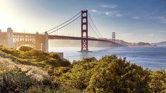 """""""If you're going to..."""" – San Francisco war schon zu Hippiezeiten ein Traumziel für Touristen aus aller Welt. Die Kalifornier selber sind superstolz auf ihre aufregende Stadt, in der heute etwa 830.000 Menschen leben. In der """"City by the Bay"""" gibt es aber auch jede Menge zu sehen und zu erleben. Damit Sie bei Ihrem """"San-Fran""""-Besuch nicht den Überblick verlieren, hat TRAVELBOOK 14 Dinge zusammengestellt, die Sie dort unbedingt tun sollten."""