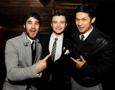 Darren, Chris and Harry #SBLPremiere