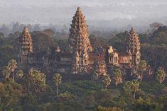 Angkor Wat -camboja