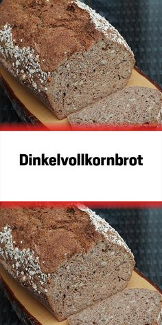 Dinkelvollkornbrot Wholemeal spelled bread - the bread is barely out of the oven, it is gone. Over 1 Homemade Cheesecake, Easy Cheesecake Recipes, Homemade Cake Recipes, Brownie Recipes, Dessert Recipes, Dessert Simple, Food Cakes, Cream Recipes, Bread