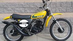 1974 Suzuki TM-250