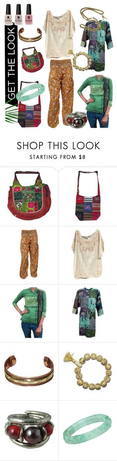 """""""Get New Look Gal"""" by era-chandok ❤ liked on Polyvore featuring Victoria's Secret and Bodhi"""