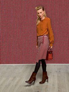 Schnittmuster: Wickelrock - Zipper - Röcke - Damen - burda style