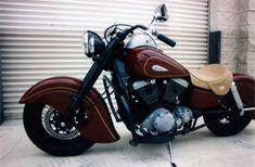 Super Chief - Inspiration for the Kawasaki Vulcan Drifter
