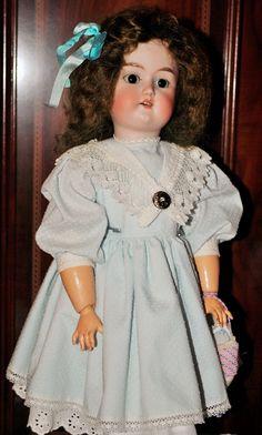 antique doll cuno & otto dressel