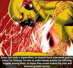 Reverse Flash: Zoom