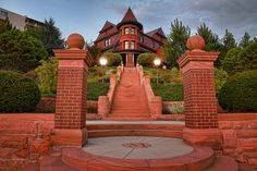 ~ Alfred McCune Mansion ~ 300 North Main Street Salt Lake City, Utah - Tours must be made 2 weeks before you plan to go. Lake Photography, Mormon Temples, Victorian Homes, Victorian Era, Capitol Building, European Tour, Salt Lake City, Main Street, Rocky Mountains