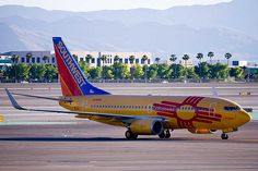 Best Southwest Airlines plane EVER!