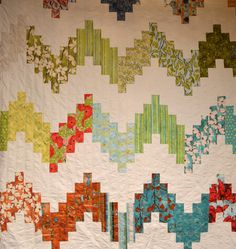 A quilt for me - done.   Flickr - Photo Sharing!