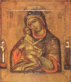 Богородица Руно орошенное