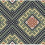 Smøyg – Vevstua Bull-Sveen Hardanger Embroidery, Diy Projects To Try, Bohemian Rug, Cross Stitch, Home Decor, Mandalas, Crossstitch, Punto Croce, Interior Design