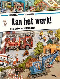Aan het werk! 09-04-14 Heerlijk kijkboek.