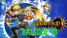 GOLDEN SUN EPISODE 13 | GAME BOY APP 13 Game, Game Boy, Nintendo Ds, Golden Sun, Video Game Art, Apps, Youtube, Anime, Movie Posters